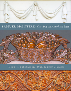 Samuel McIntire Furtniture exhibit catalog cover