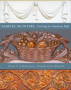 Samuel McIntire Furtniture exhibit catalog cover