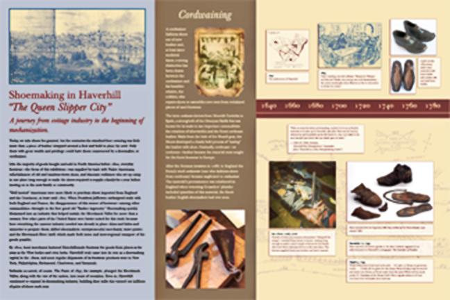 Haverhill Timeline graphic