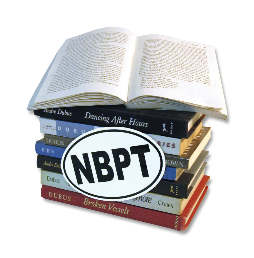 NBPT Lit Fest web pages
