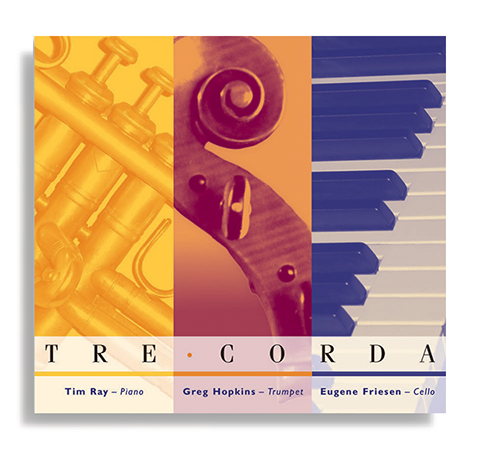 Tre Corda CD jacket