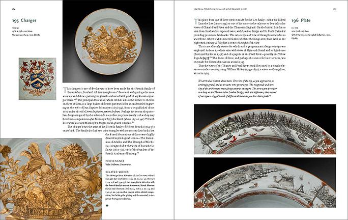PEM Ceramics catalog text spread