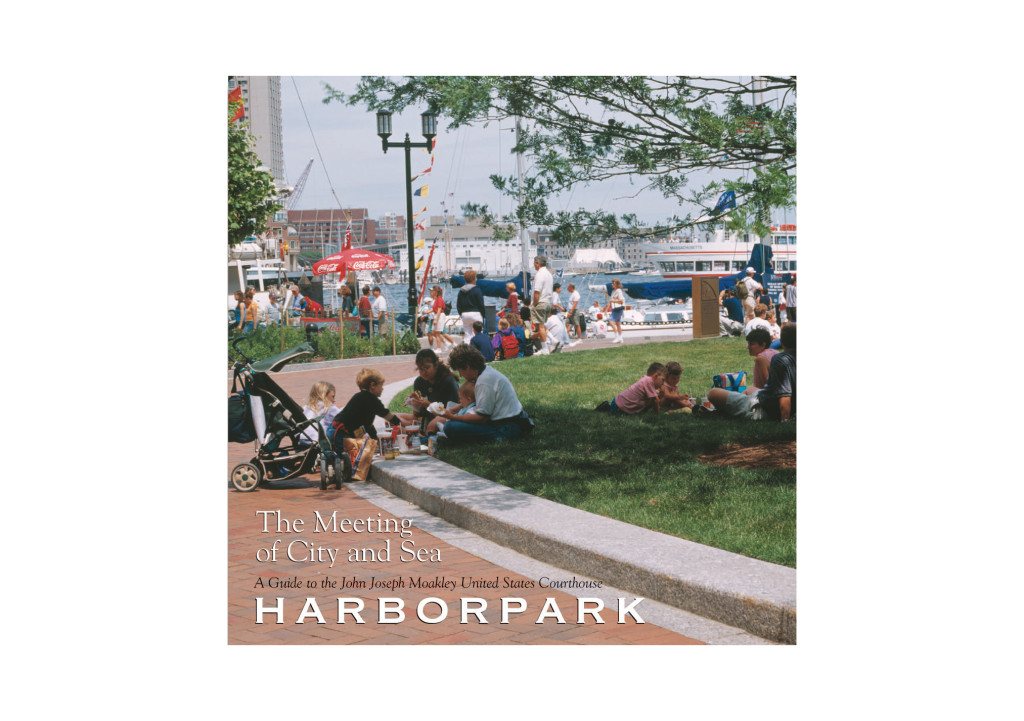 Harborwalk brochure cover