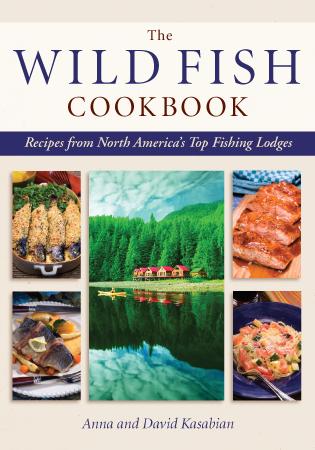 The Wild Fish Cookbook cover
