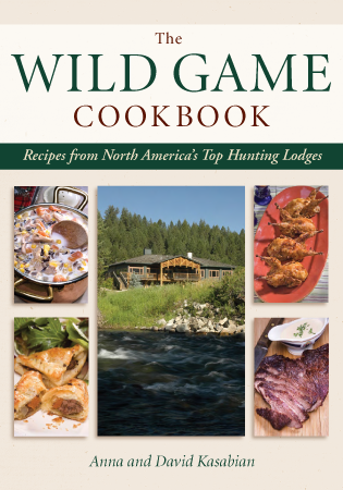 The Wild Fish Cookbook cover