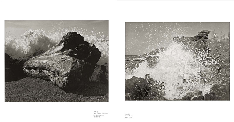 Ansel Adams spread pp 19-20