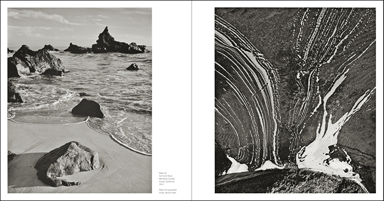 Ansel Adams spread pp 23-24