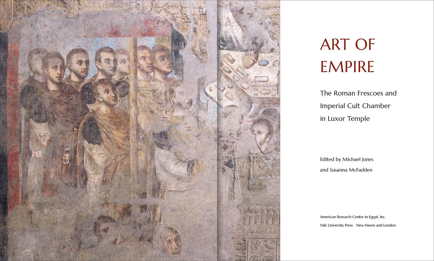 Art of Empire title page