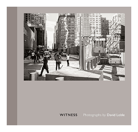 Witness: David Loble Photographs cover